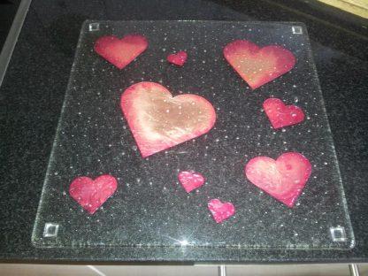 Multi heart board